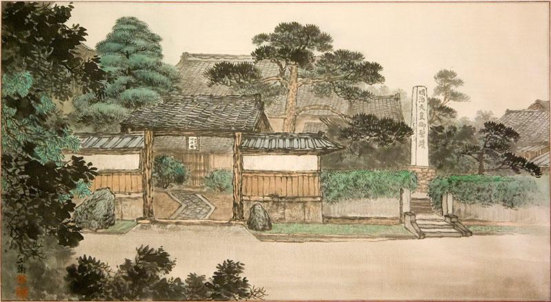 竹平楼の歴史